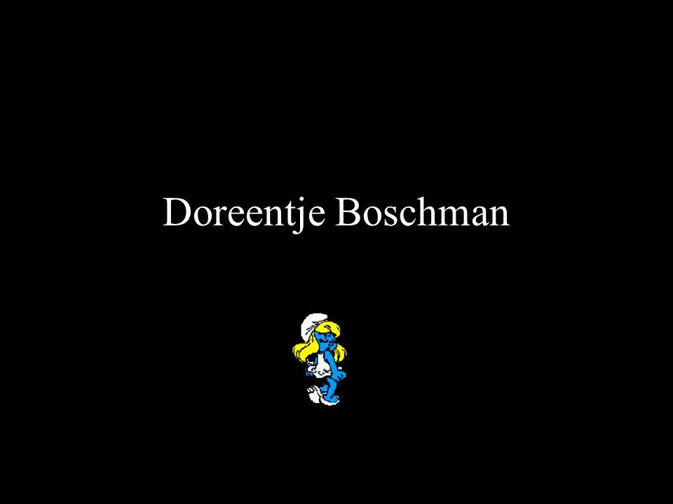 Doreentje Boschman