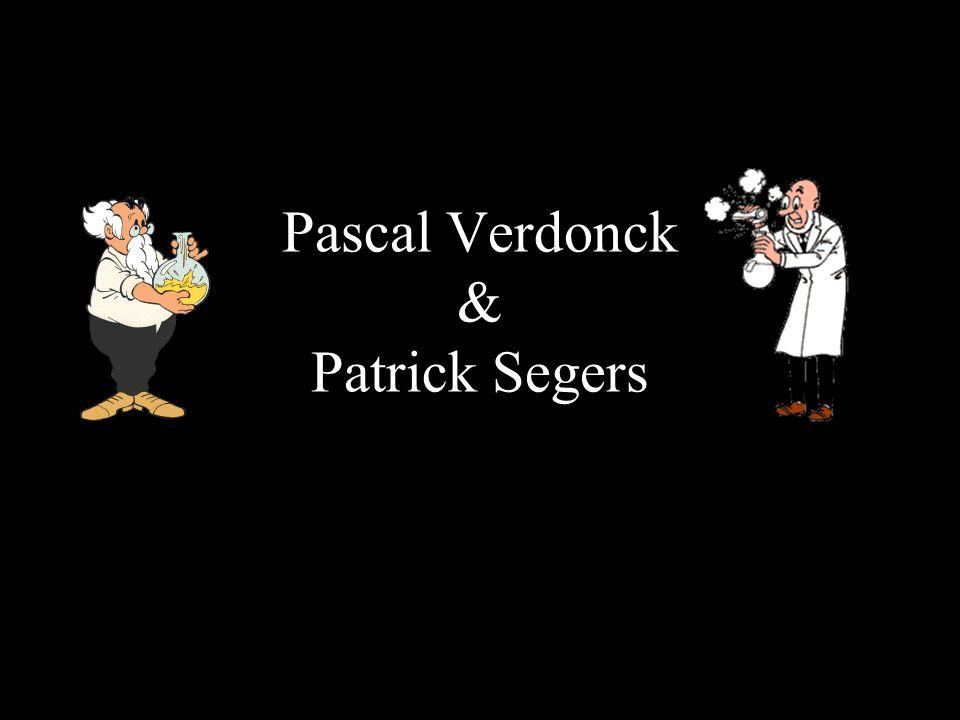 Pascal Verdonck & Patrick Segers