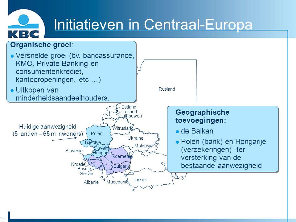 32 Witrusland Estland Letland Lithouwen Moldavië Ukraine Bulgarije Macedonië Bosnië Kroatië Servië Albanië Roemenië Turkije Rusland Polen Slovakije Ho