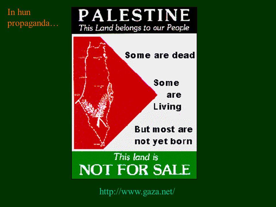 http://www.gaza.net/ In hun propaganda…