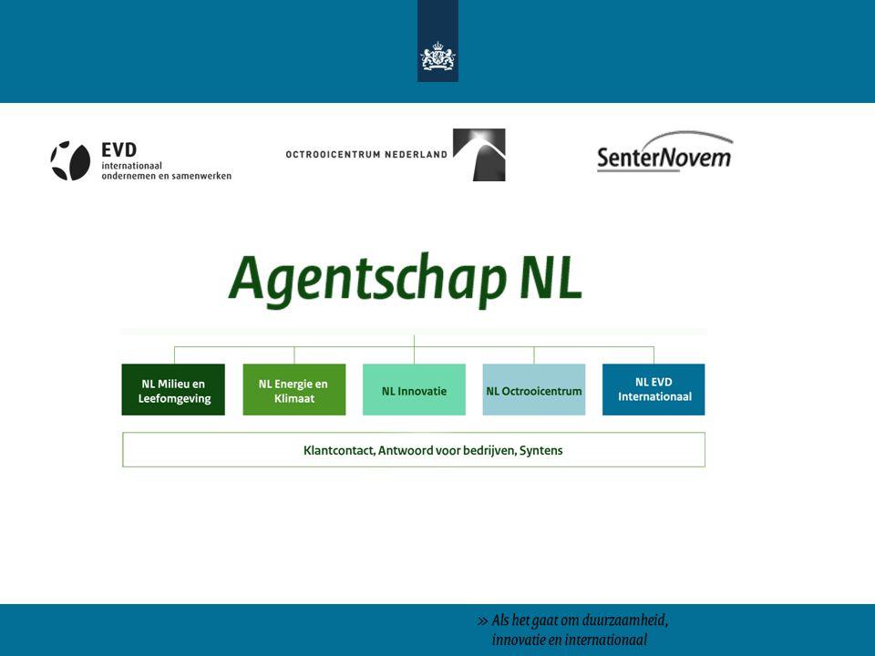 Rol MKB financiering Wegwijzer voor de MKB er binnen AgNL op financieringsgebied.