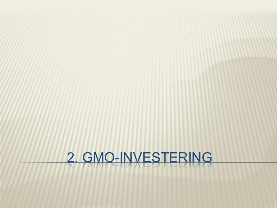  Subsidie voor gemaakte kosten: Kostensubsidie  Subsidie voor verrichte investering: Investeringssubsidie