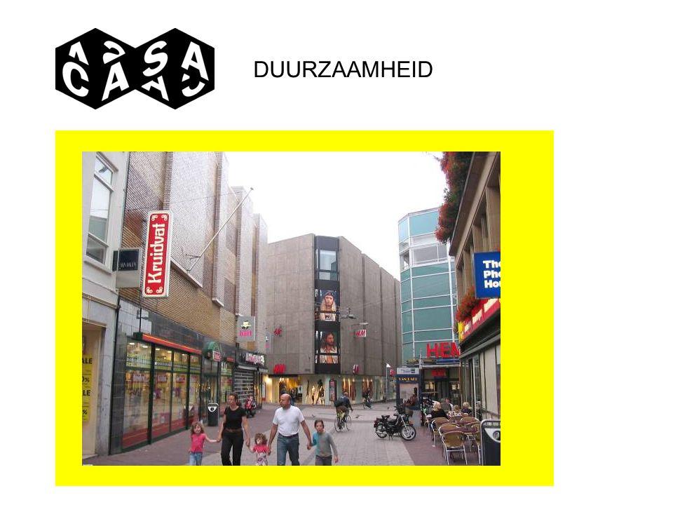 foto's stadslocaties DUURZAAMHEID