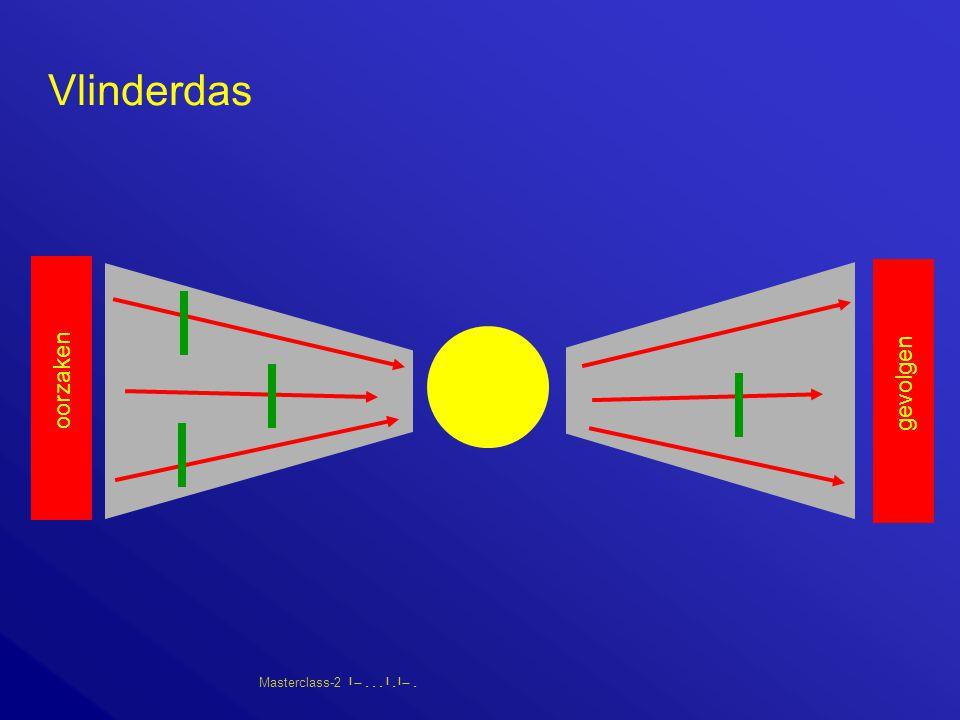 Masterclass-2       oorzaken gevolgen Vlinderdas