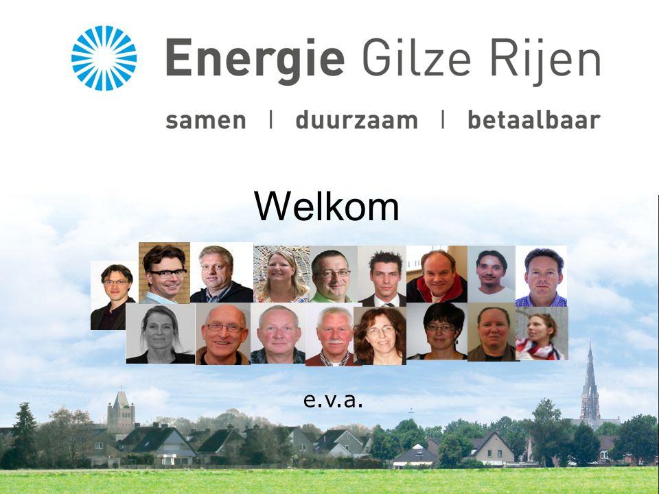 Energie Gilze Rijen is een initiatief van Club Klimaatneutraal Gilze- Rijen Opgericht in 2009 met als doel een beweging te starten naar een klimaatneutrale samenleving in ons dorp Met nieuwe leden komen nieuwe ideeën: Vandaar dit initiatief en deze avonden.