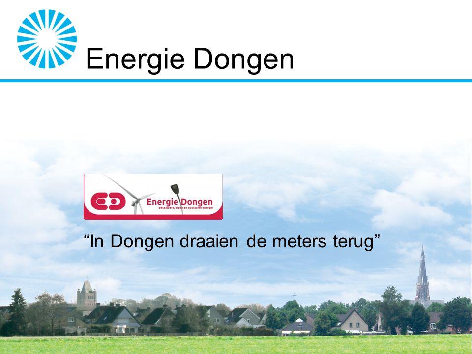 Welkom en introductie Waarom Energie Gilze Rijen.Hoe doen ze het bijvoorbeeld in Dongen.
