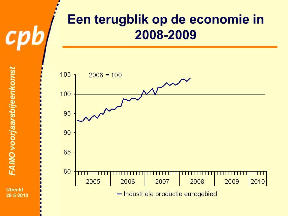 FAMO voorjaarsbijeenkomst Utrecht 28-5-2010 Stilstaan bij enkele cijfers: 29 Overheidsbegroting: onhoudbaar pad