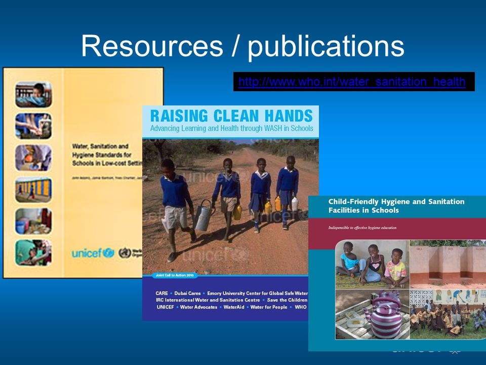 Resources / publications
