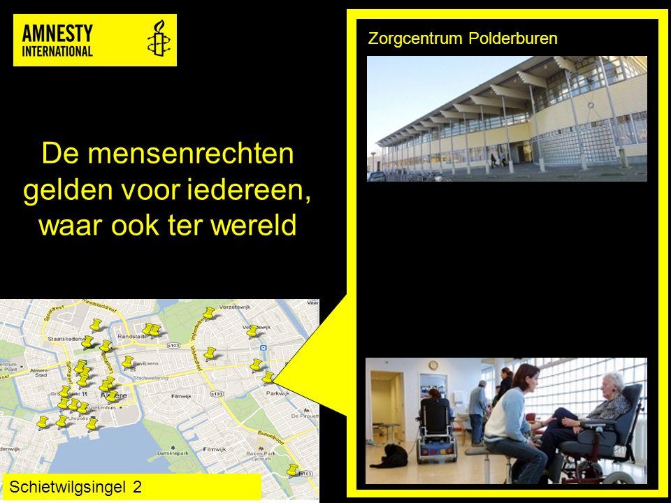 Je hebt recht op werk en een studie naar keuze Windesheim Flevoland Hospitaaldreef 5