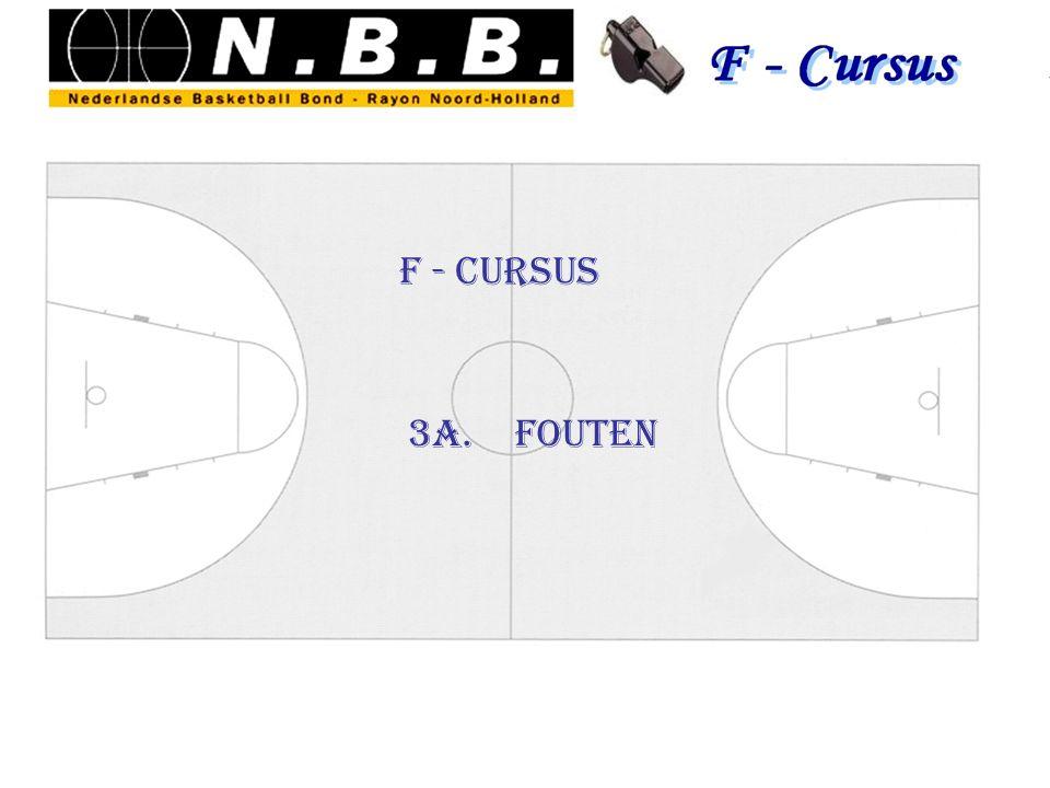 3a. fouten F - Cursus
