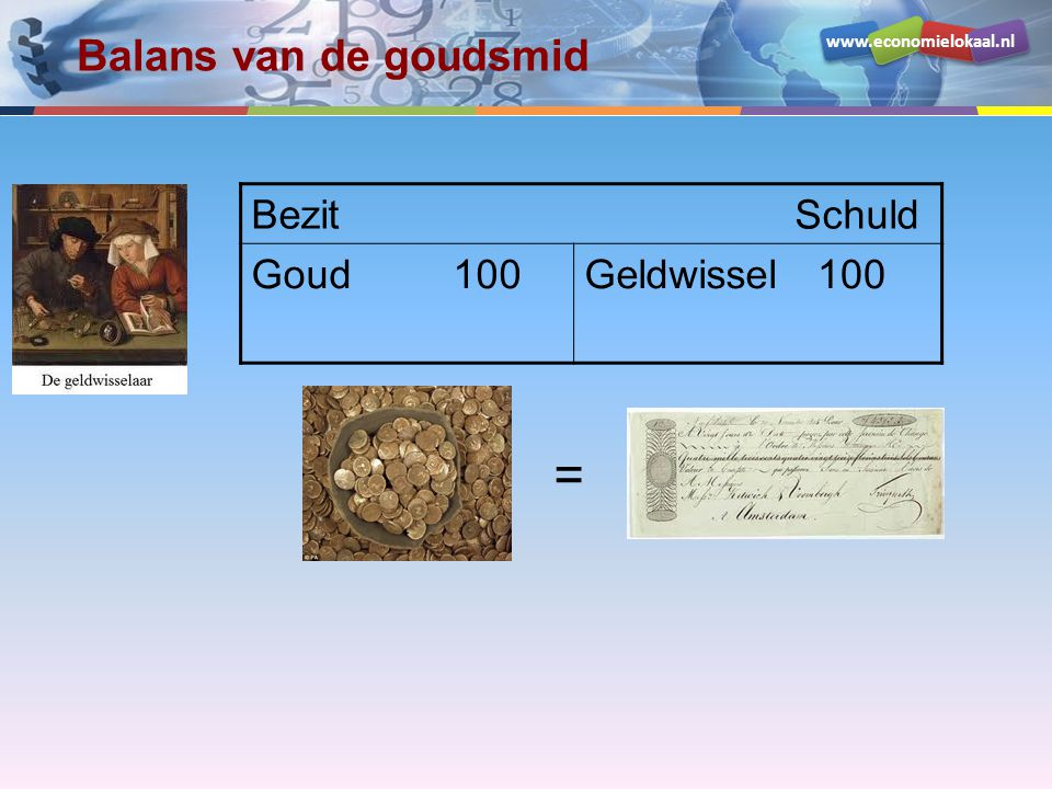www.economielokaal.nl De burgers kunnen elkaar voortaan met de geldwissel betalen.