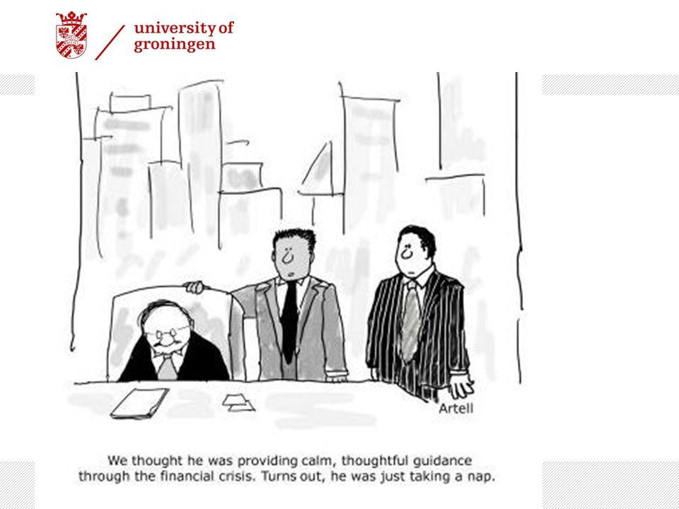 Leiderschap als succesfactor ›Vele studies wijzen op het belang van leiderschap.