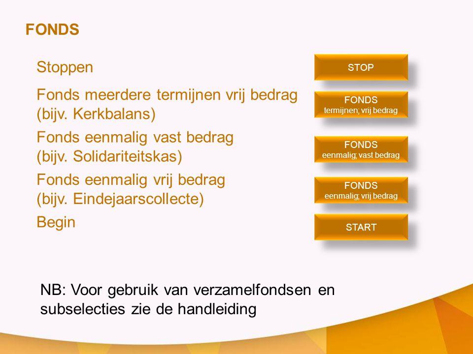 De knop maakt betalingskenmerken aan voor alle geselecteerden, belangrijk voor het automatisch matchen van elektronische ontvangsten.