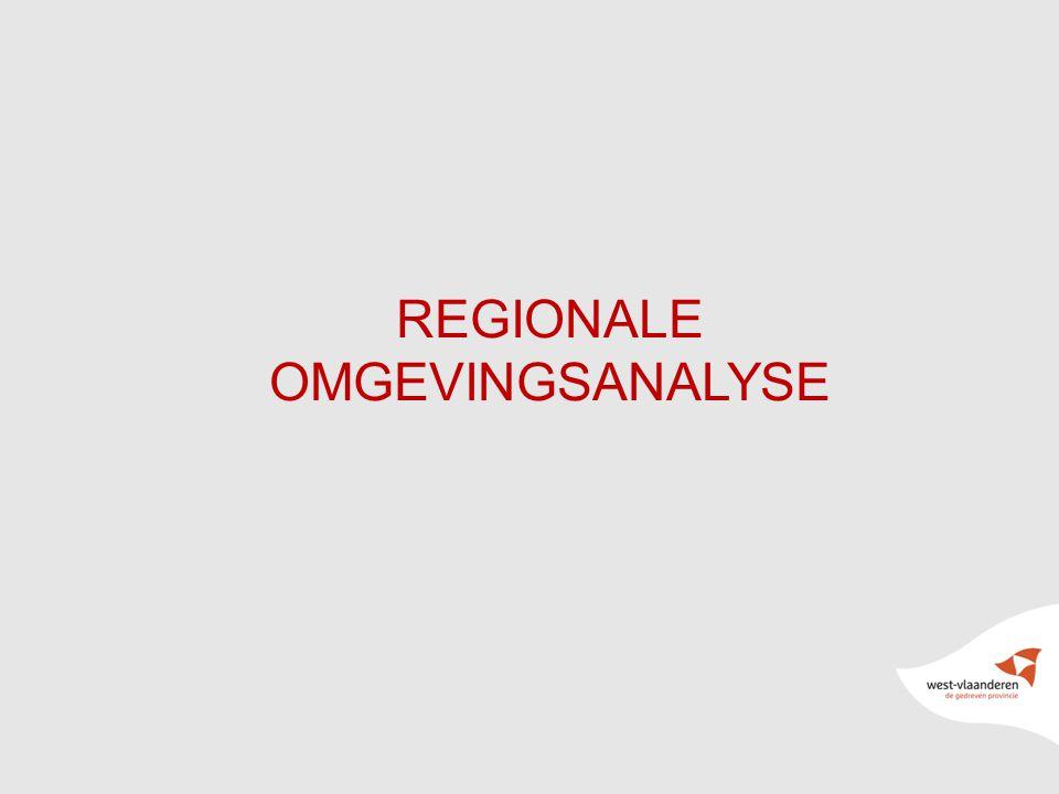7 REGIONALE OMGEVINGSANALYSE