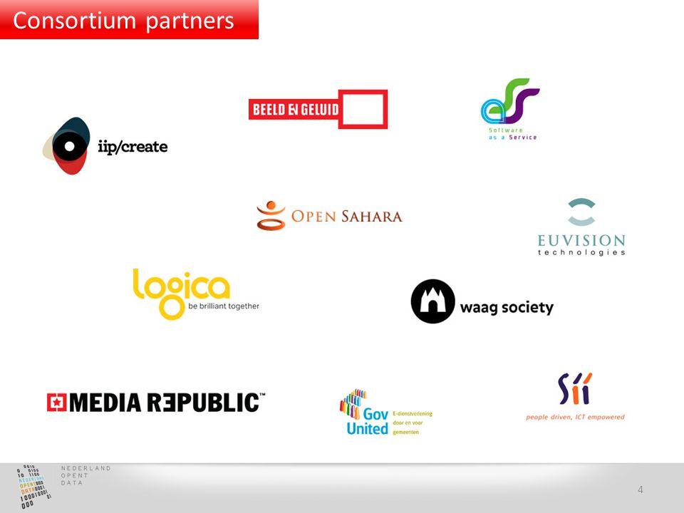 Consortium partners 4