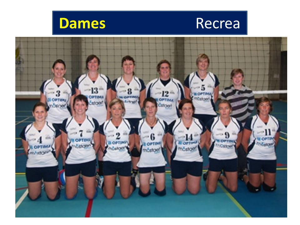 Dames Recrea