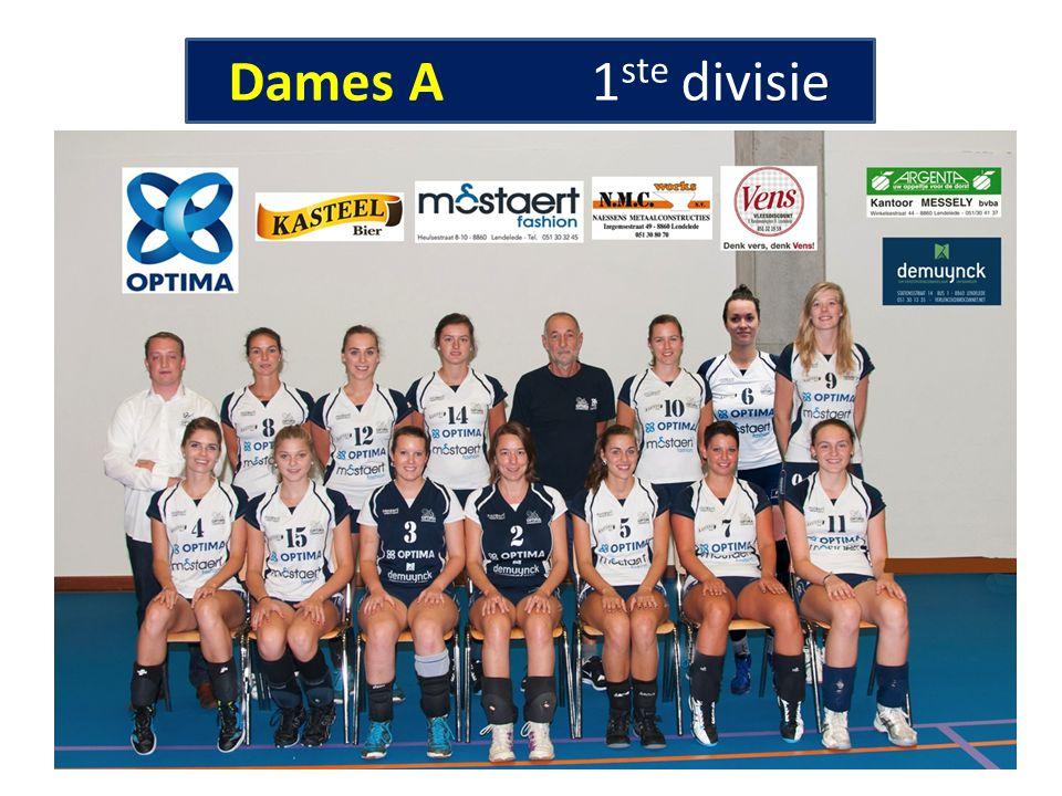 Dames A 1 ste divisie