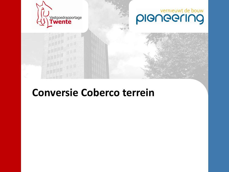 Conversie Coberco terrein