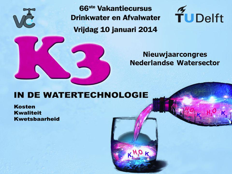 1 Nieuwjaarcongres Nederlandse Watersector