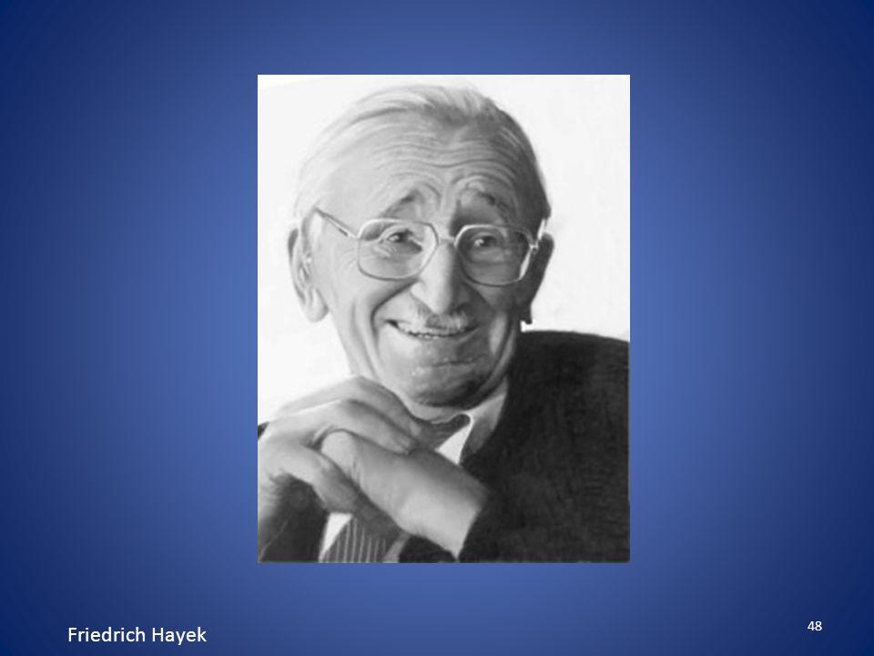 48 Friedrich Hayek