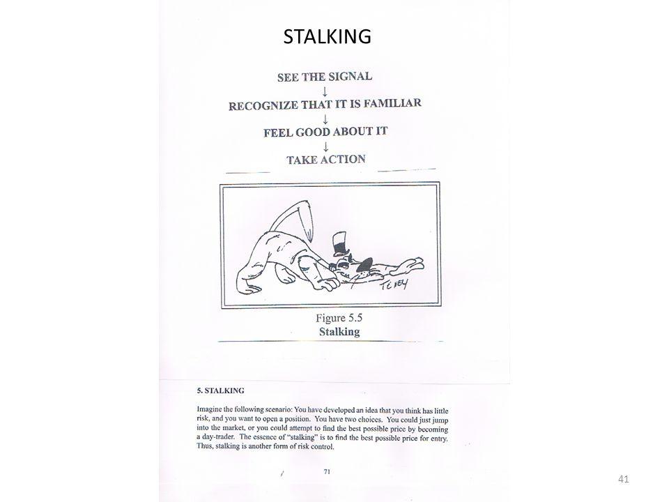 41 STALKING