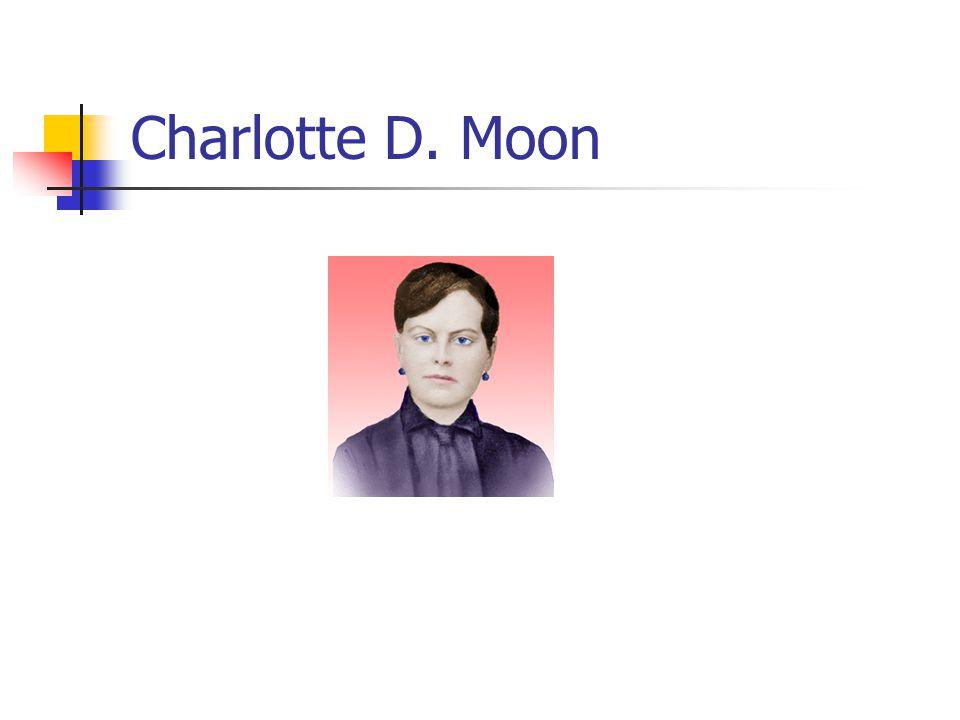 Charlotte D. Moon