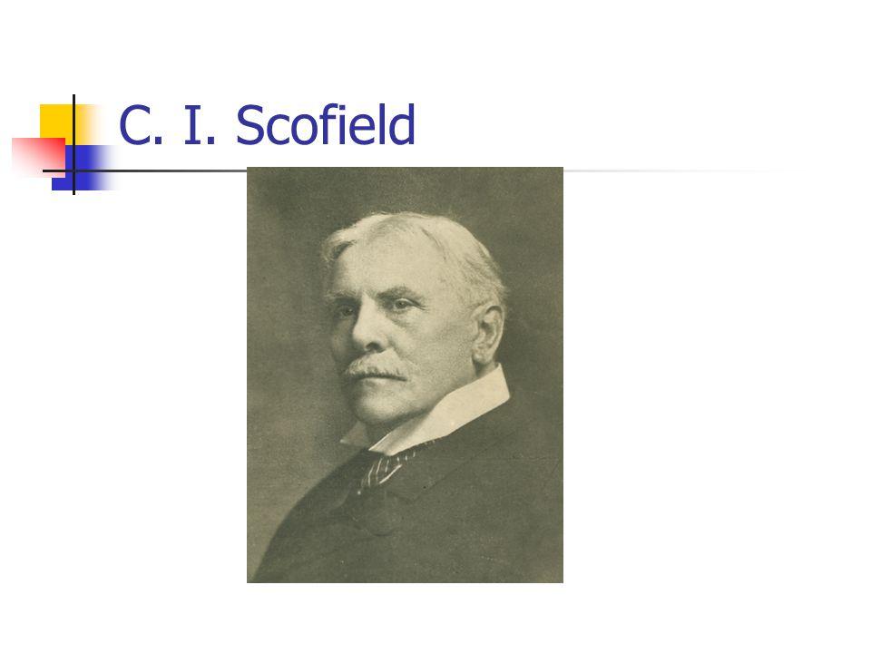 C. I. Scofield