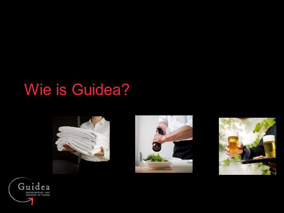 Wie is Guidea?
