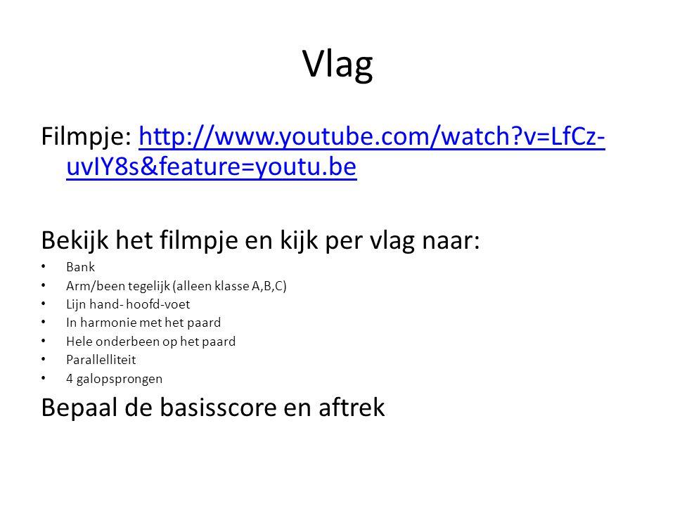 Vlag Filmpje: http://www.youtube.com/watch?v=LfCz- uvIY8s&feature=youtu.behttp://www.youtube.com/watch?v=LfCz- uvIY8s&feature=youtu.be Bekijk het film