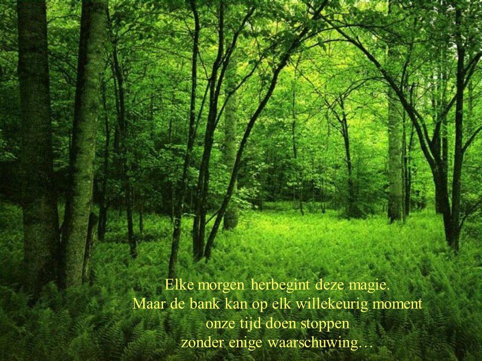 Het leven is kort, ook voor wie denkt nog alle tijd te hebben…