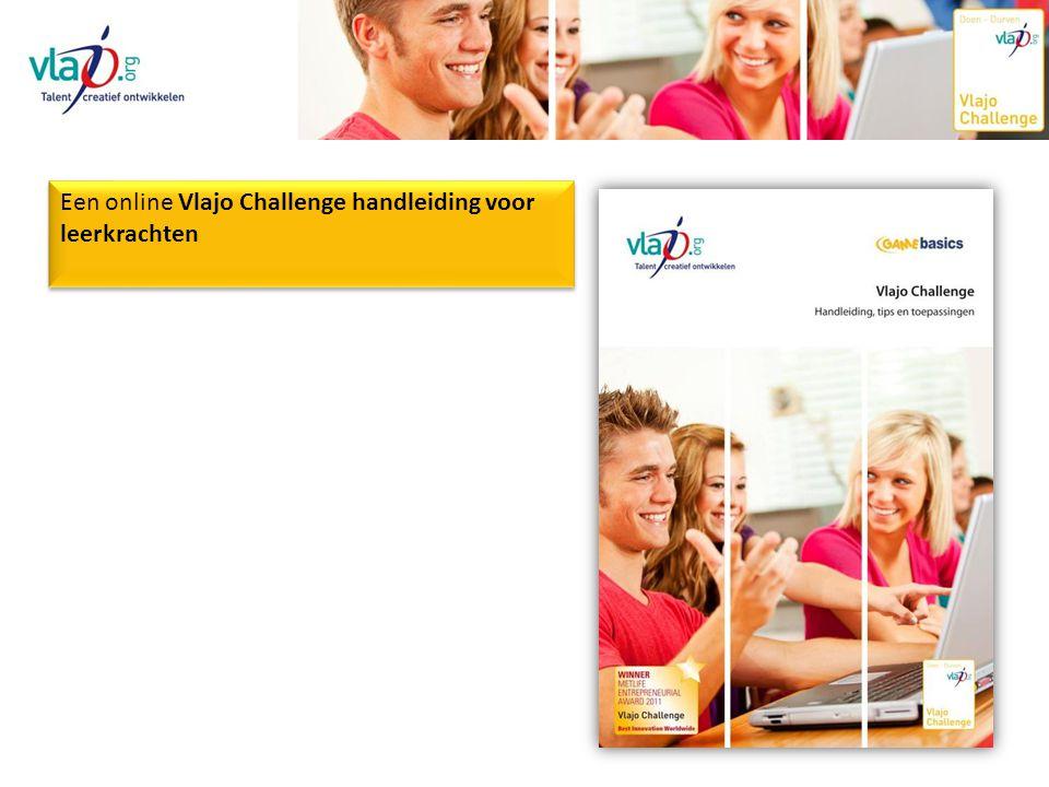Een online Vlajo Challenge handleiding voor leerkrachten