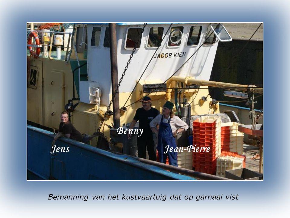 Sassenier Jean-Pierre : gewezen visser