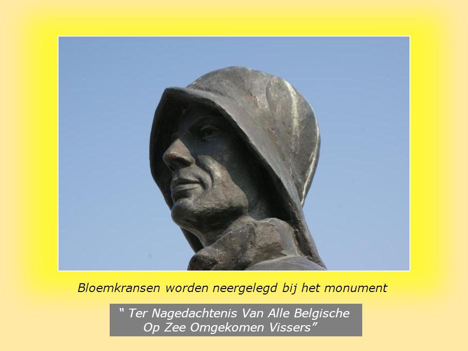 Engelsman en Welsman Mede doorgedreven protest van de Oostendse kustvisserij kwamen de windmolens niet op de kust en 'Wenduine Bank' maar verder in zee
