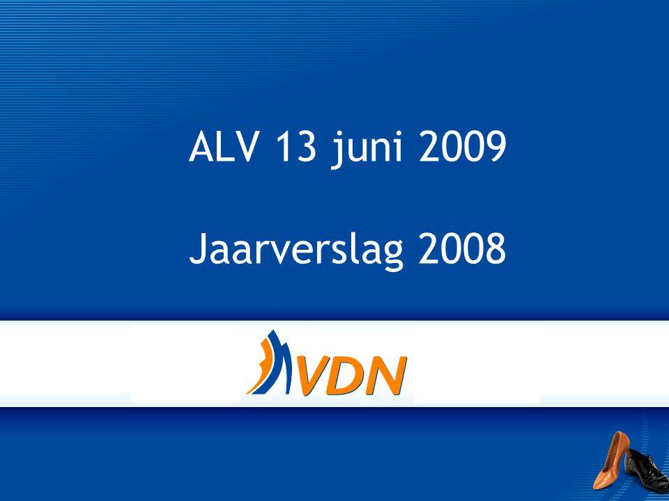 ALV 13 juni 2009 Verkiezing bestuursleden
