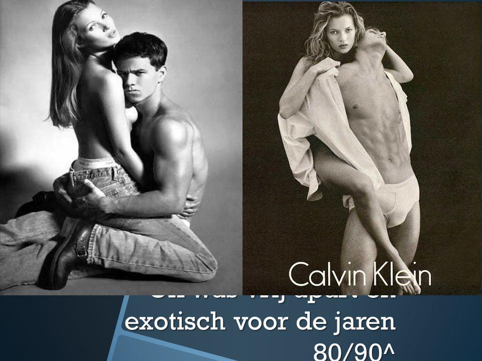 ^CK was vrij apart en exotisch voor de jaren 80/90^