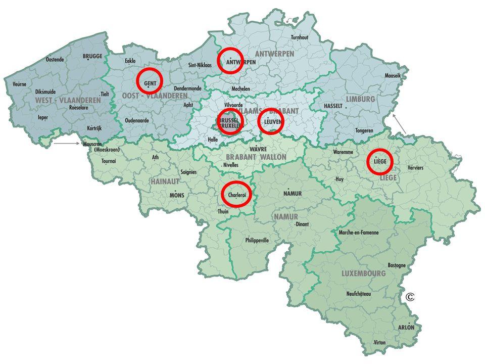  Wetenschappelijke vereniging  Opgericht in 1987 (BS 26 maart 1987)  Verenigt Belgische brandwondencentra  65 bedden => 100 bedden bij rampen  Vergadering : min.