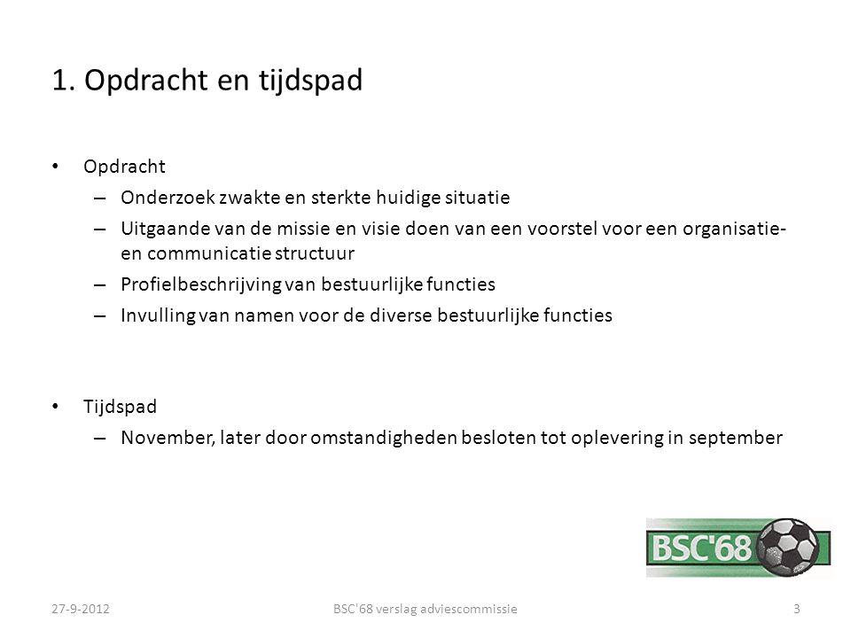 Inhoudsopgave 1.Opdracht en tijdspad 2. Plan van aanpak 3.