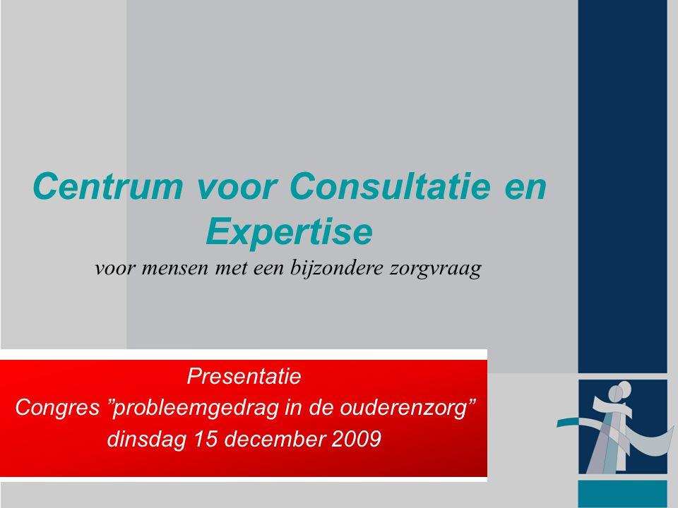 Het verloop van een consultatietraject door het CCE Utrecht en Noord-Holland aan de hand van een praktijkvoorbeeld Drs.