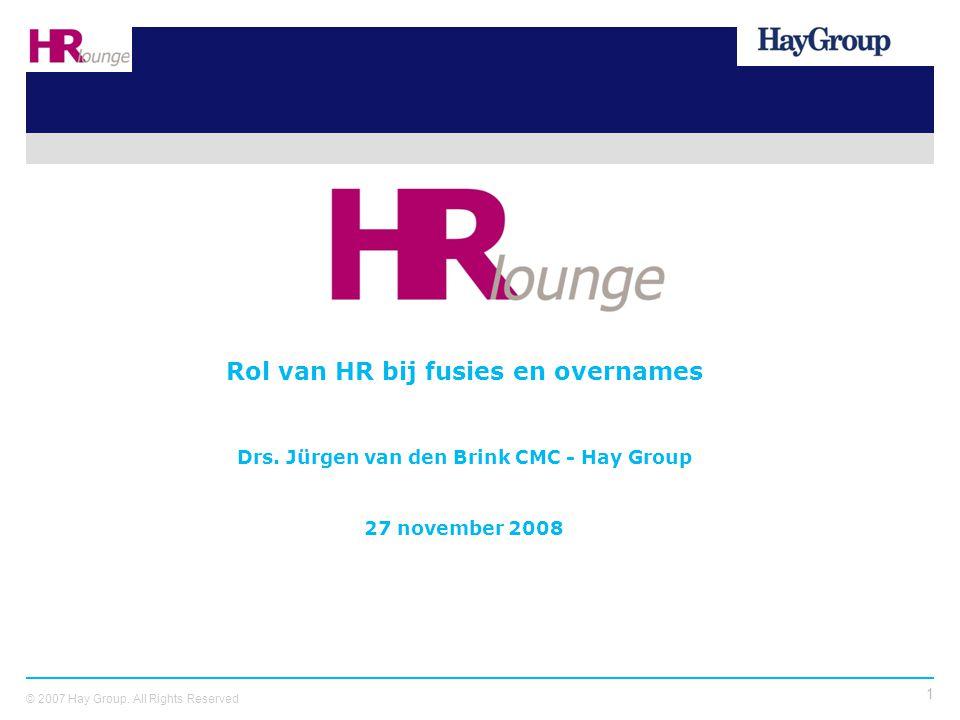 2 © 2007 Hay Group.