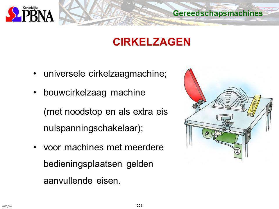 CIRKELZAGEN universele cirkelzaagmachine; bouwcirkelzaag machine (met noodstop en als extra eis nulspanningschakelaar); voor machines met meerdere bed