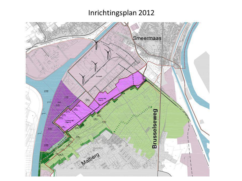 Inrichtingsplan 2012 Brusselseweg Malberg Smeermaas
