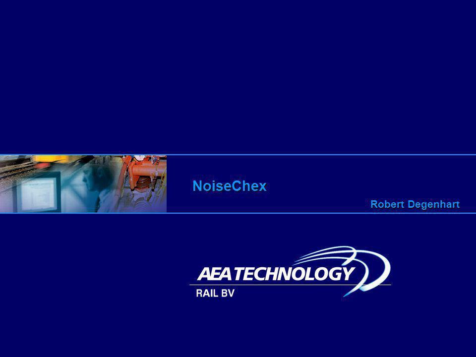 NoiseChex Robert Degenhart
