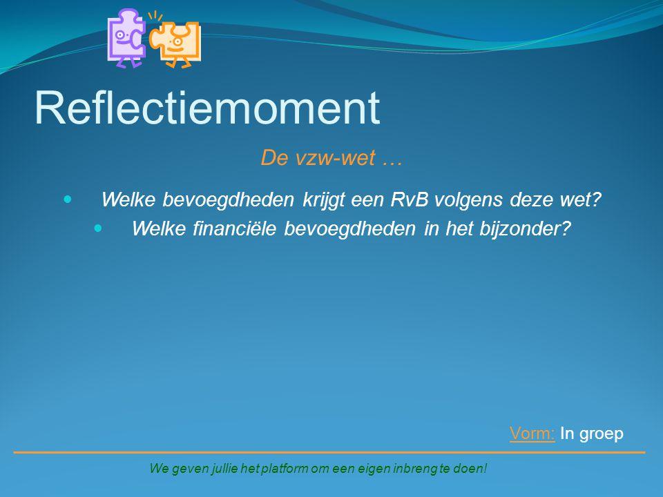 IKZ : in principes 1.Voortdurend verbeteren (PDCA) 2.