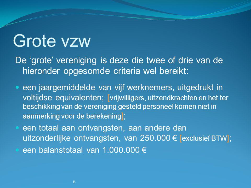 37 Basisfilosofie Alles is vertaalbaar in financiën.