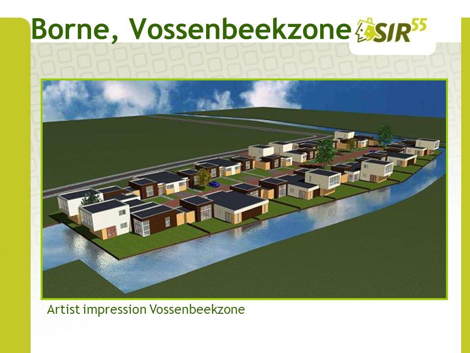 Borne, Vossenbeekzone Artist impression Vossenbeekzone