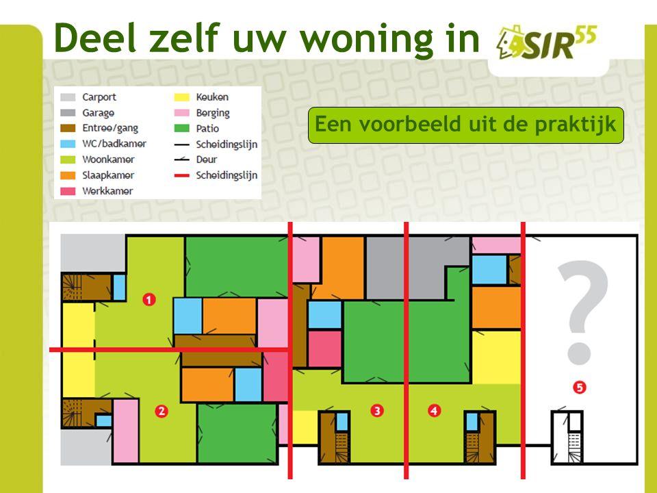 Voorbeeldprojecten Amstelveen Beek en Donk, Beekse Akkers Apeldoorn, Zuidbroek Almere, Columbuskwartier