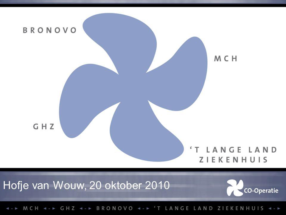 Hofje van Wouw, 20 oktober 2010