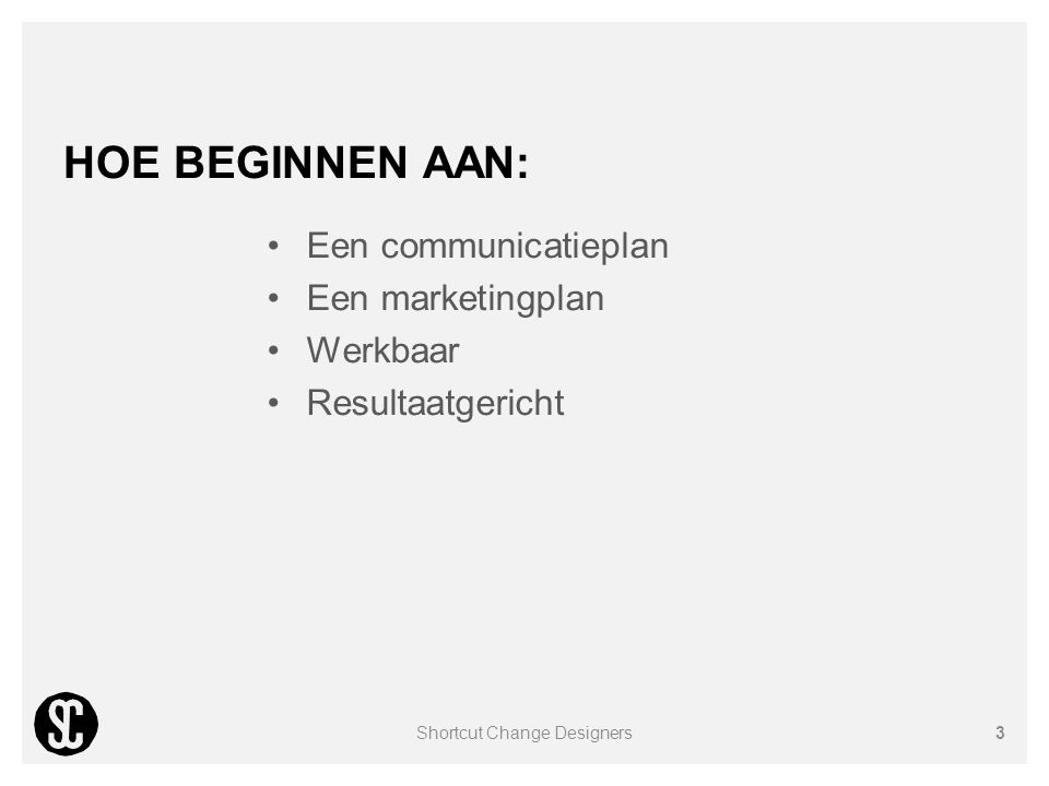 COMMUNICATIEPLANNING 6.
