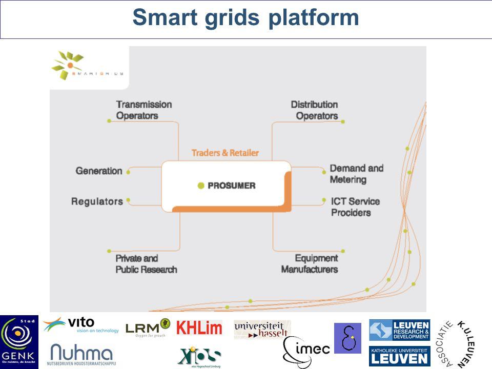 Smart grids platform /