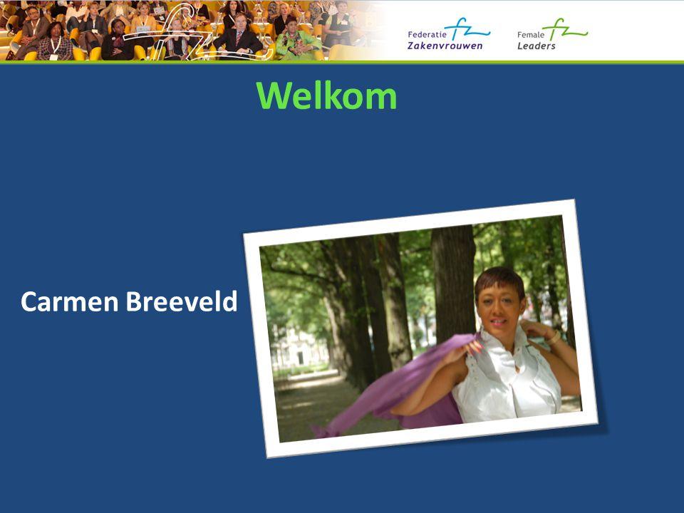 Welkom Carmen Breeveld